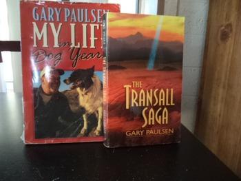 THE TRANSALL SAGA  MY LIFE IN DOG YRS...   (set of 2)