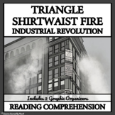 THE TRIANGLE SHIRTWAIST FACTORY FIRE - Reading Comprehension
