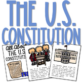THE U.S. CONSTITUTION Posters   Coloring Book Pages   American History Project