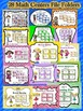 PLACE VALUE : TASK CARD BUNDLE {Whole and Decimal Numbers}