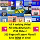 THE ULTIMATE SUPER PACK LUCY CALKINS 5th READING AND WRITING SLIDES