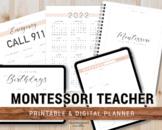THE ULTIMATE TEACHER PLANNER JUNE 2021 - DECEMBER 2022   D