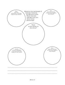 The Veldt by Ray Bradbury - study guide (common core aligned)