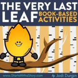 THE VERY LAST LEAF Activities Worksheets and Interactive R