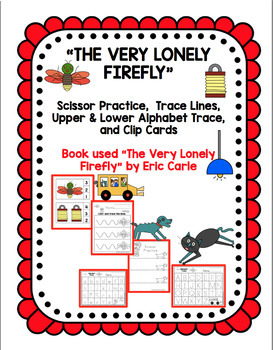 THE VERY LONELY FIREFLY-BOOK UNIT ADD-ON
