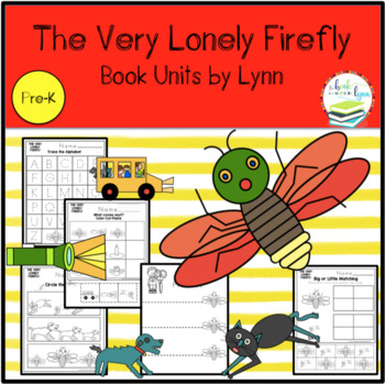 The Very Lonely Firefly Coloring Pages Worksheets Teaching