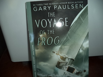THE VOYAGE OF THE FROG   ISBN 0-545-08535-7