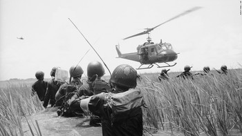 THE WAR IN VIETNAM/THE WAR AT HOME