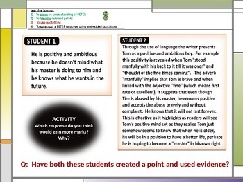 LITERACY INTERVENTION: Reading - Selecting Information - LESSON 1 POWERPOINT