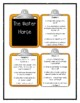 THE WATER HORSE by Dick King-Smith * Discussion Cards (Distance Learning)