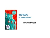 THE WAVE by Todd Strasser NOVEL UNIT