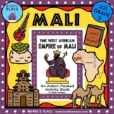THE WEST AFRICAN EMPIRE OF MALI: Action-Packed Activity Book