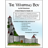 THE WHIPPING BOY - A NOVEL STUDY Gr. 3-6