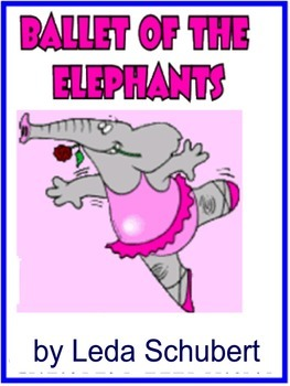 THE WHITE ELEPHANT by Sid Flieschman PLUS Bonus BALLET OF THE ELEPHANTS