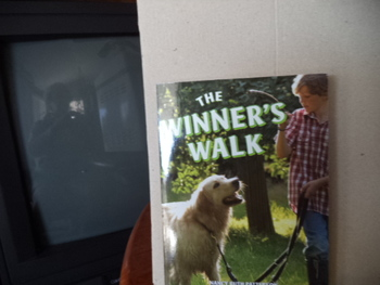 THE WINNER'S WALK  ISBN 10: 0-545-10233-2  (SET OF 6)