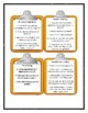 Roald Dahl THE WITCHES - Discussion Cards