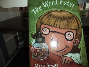 THE WORD EATER    ISBN 0 8234 1465 X
