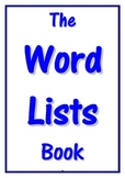 THE WORD LIST BOOK