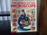THE WORLD OF THE MICROSCOPE  ISBN 0-590-20349-5
