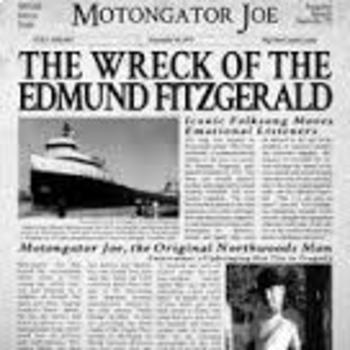 THE WRECK OF THE EDMUND FITZGERALD: AN ANALYSIS