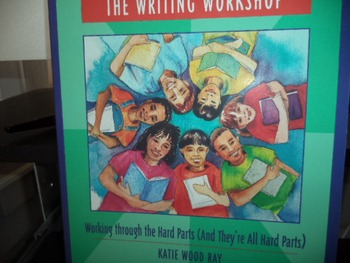 THE WRITING WORKSHOP BY KATIE WOOD RAY