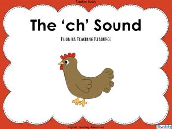 THE ch SOUND