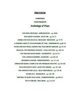 THEATER4KIDS: PLAYS AND PROCESS (PLAYS & SIMPLE GUIDE TO PRODUCTION ON A BUDGET)