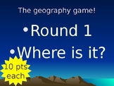 THEE Geography Game PPT