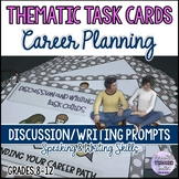 CONVERSATION TASK CARDS: CHOOSING YOUR CAREER PATH Speakin