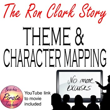 THEME AND CHARACTER MAPPING: The Ron Clark Story