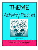 Lesson for Teaching THEME with Activity Packet