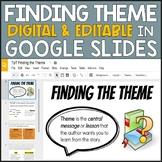 THEME - Digital in Google Slides