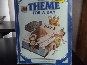 THEME FOR A DAY         ISBN 1 55734515 5
