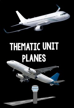 THEMED UNIT ON FLYING - ART, IT, HISTORY, SOCIAL STUDIES, ELA