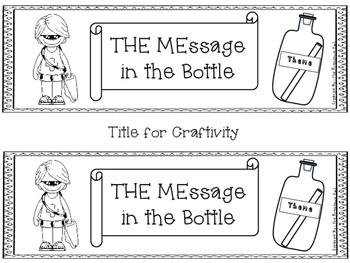 Theme Craftivity
