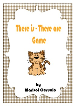 THERE IS - THERE ARE GAME