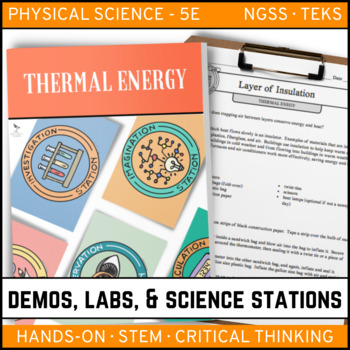 THERMAL ENERGY - Demo, Labs and Science Stations
