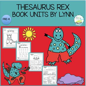 THESAURUS REX BOOK UNIT