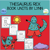 THESAURUS REX BOOK UNIT