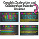 THESIS STATEMENT: LITERARY ANALYSIS: COLLABORATION TEMPLATES: Google Classroom