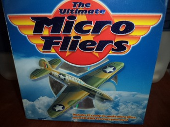 THEULTIMATE MICRO FLIERS ISBN 978 1 84510 659 1