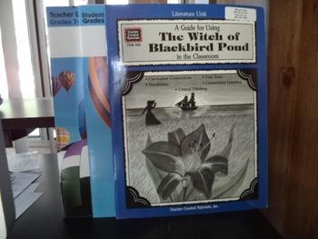 THEWITCH OF BLACKBIRD POND  (SET OF 3)