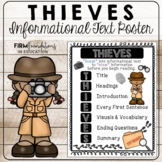 THIEVES Informational Text Poster {FREEBIE}