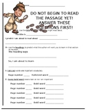 THIEVES Nonfiction Text Comprehension Strategy