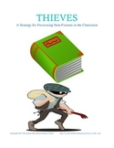 THIEVES Textbook Reading Preview Strategy