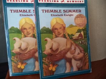 Thimble Summer  ISBN 0-440-91313-6  (Set of 2)