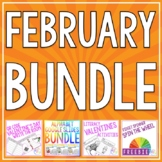 BUNDLE - THINGS TO DO IN FEBRUARY