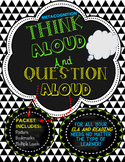 THINK ALOUD Sentence and Question Stems ELA/ Reading