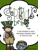 THINK GREEN! IT'S A ST. PATRICK'S DAY UNIT!