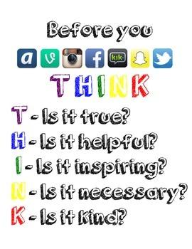 THINK Social Media Edition